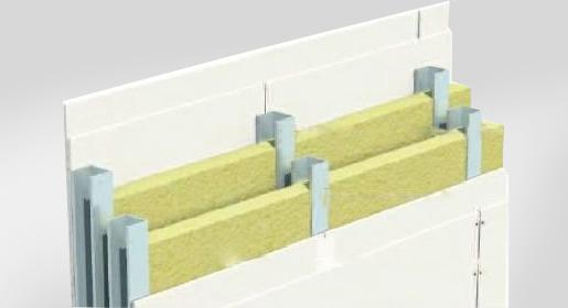 Звукоизоляция стены в монолитном доме